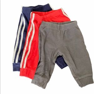 [3 for $15] Carter's Baby Joggers 3-6 M